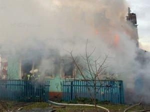 При пожаре в Сельцо под Брянском погибли две женщины