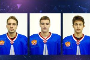Хоккейный «Брянск» подписал троих форвардов