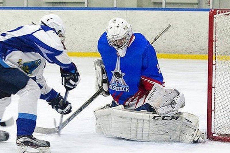 Хоккейный «Брянск» в двух матчах в Россоши смог зацепить только одно очко
