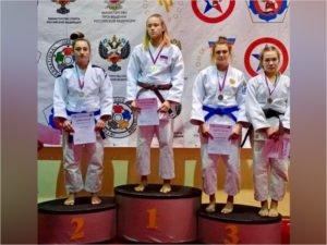 Юные брянские дзюдоисты завоевали четыре медали на первенстве ЦФО