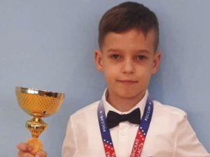 Юный брянский шахматист выиграл первенство Европы в своём возрасте