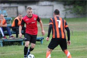 Белобережский «Мебельщик» впервые стал чемпионом области по футболу