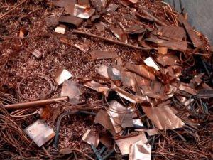 Ушлые жители Брянска увели у владельца закрытого пункта металлолома 10 тонн цветмета