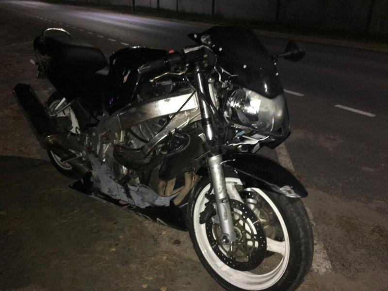 В Унече женщина-водитель «повернула в мотоцикл», мотоциклист госпитализирован