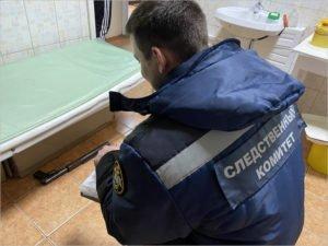 Расстрел полицейского в Брянске поставлен на контроль центральным аппаратом СК РФ