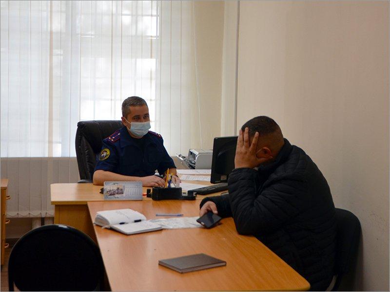 Офицер полиции в Брянской области заключён под стражу за фальсификацию уголовных дел