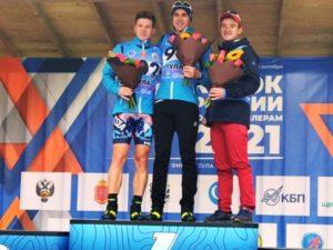 Брянский лыжник стал третьим в разделке на Финале Кубка России