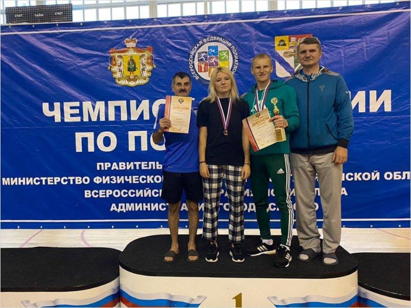 Брянский спортсмен стал чемпионом мира по полиатлону