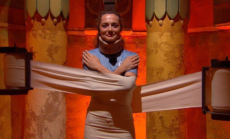 Клинцовская актриса чуть не стала мумией в «Форте Боярд»