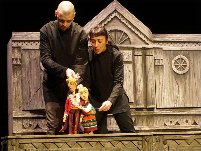 До премьеры «Русалки» в Брянском театре кукол осталось десять дней