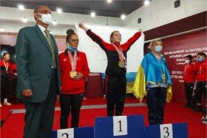 Брянская незрячая спортсменка стала многократной чемпионкой мира по пауэрлифтингу