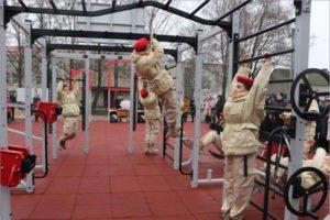 Севские чиновники попали под уголовную статью за спортивные площадки