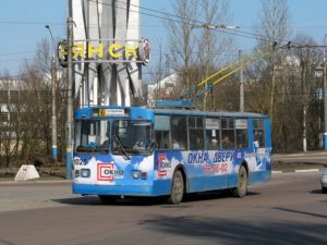 Брянские транспортники рассчитывают получить 2/3 от обещанной сотни троллейбусов уже в 2022 году