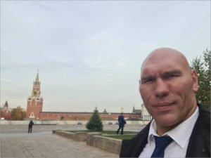 Богатейшая история нашей страны раскрывает огромные возможности перед индустрией туризма — Валуев