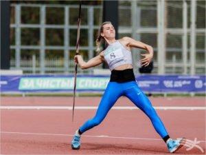 Брянской легкоатлетке присвоено звание «Мастер спорта России международного класса»