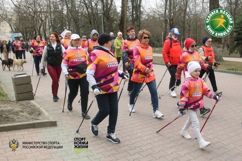 Во Всероссийский день ходьбы россиян приглашают на чемпионат «Человек идущий»