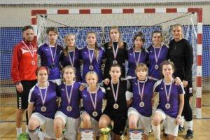Брянские футболистки стали вторыми на турнире в Подмосковье